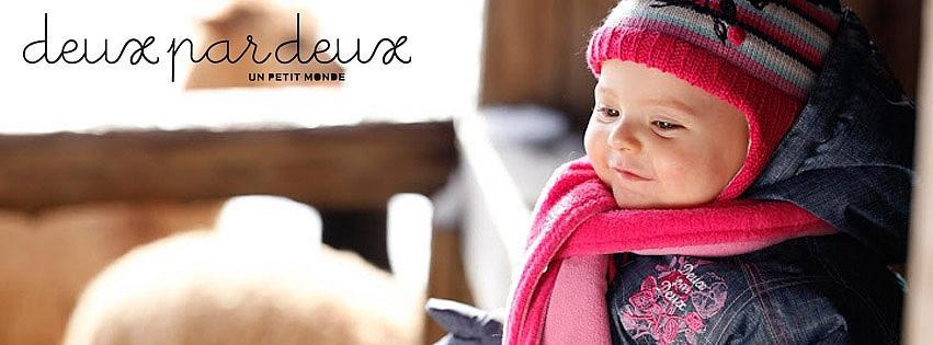 Зимние коллекциии для одежды Deu Par Deux
