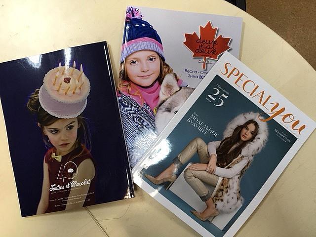 Kids Fashion Day вместе с Deux par Deux